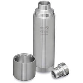 Klean Kanteen TKPro Thermo Bottle 1000ml Brushed Stainless